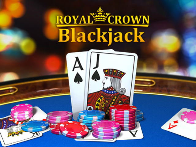 Kartenspiel Royal Crown Blackjack
